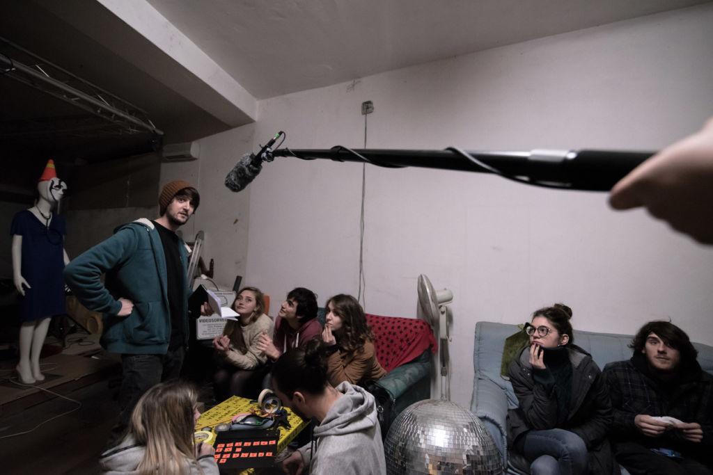 "BTS Cortometraggio ""i'mperfect"" del regista Mirko Salciarini"